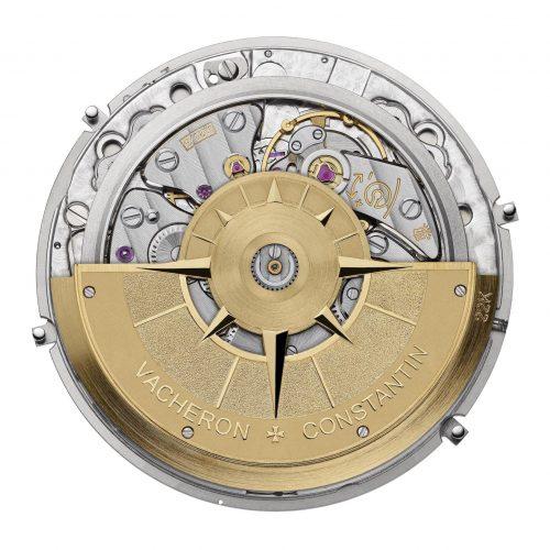 Das Kaliber 1120 QP von Vacheron Constantin misst nur 4,05 Millimeter in der Höhe.
