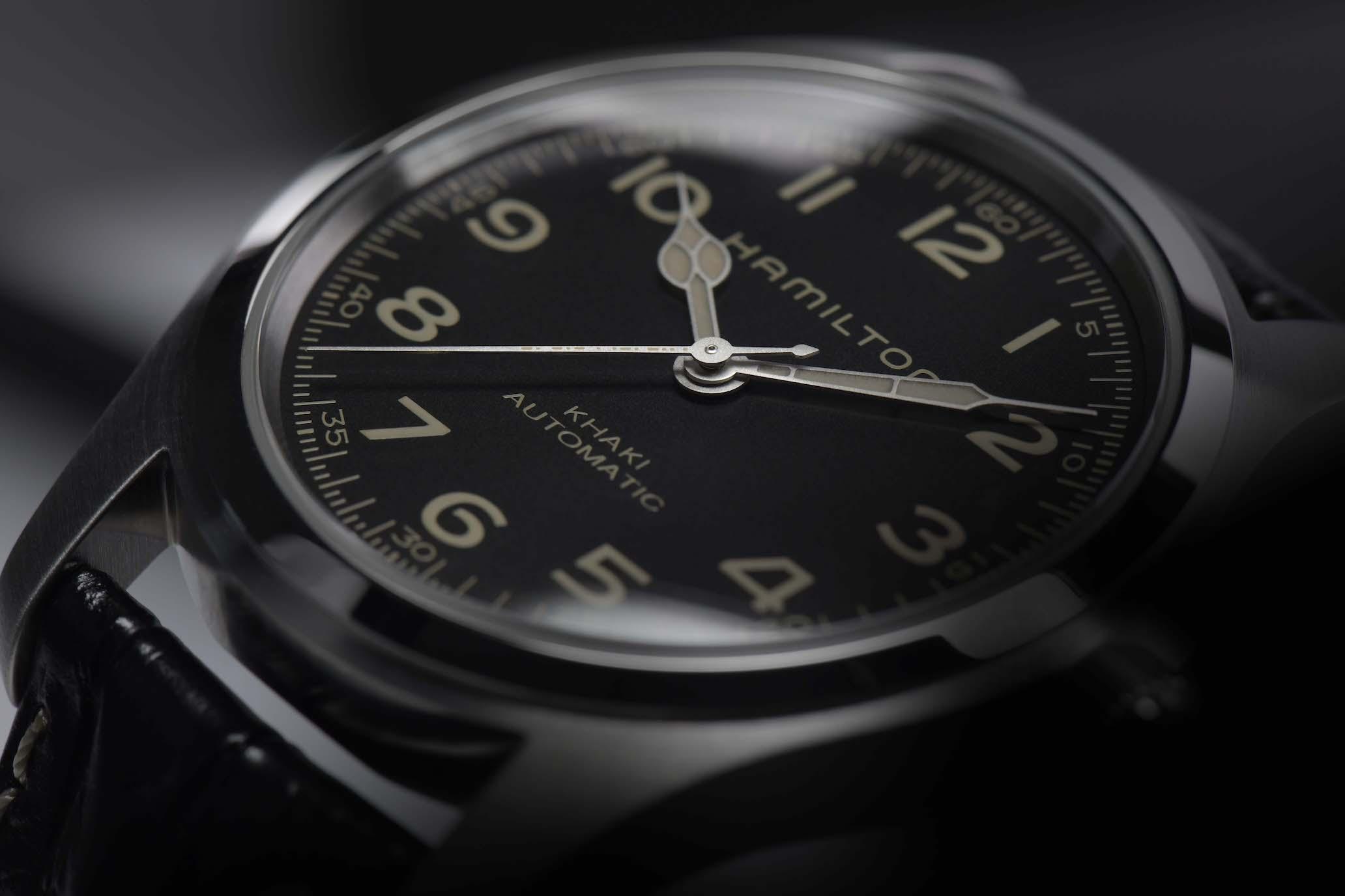 Die »Murph«-Uhr von Hamilton aus »Interstellar«.