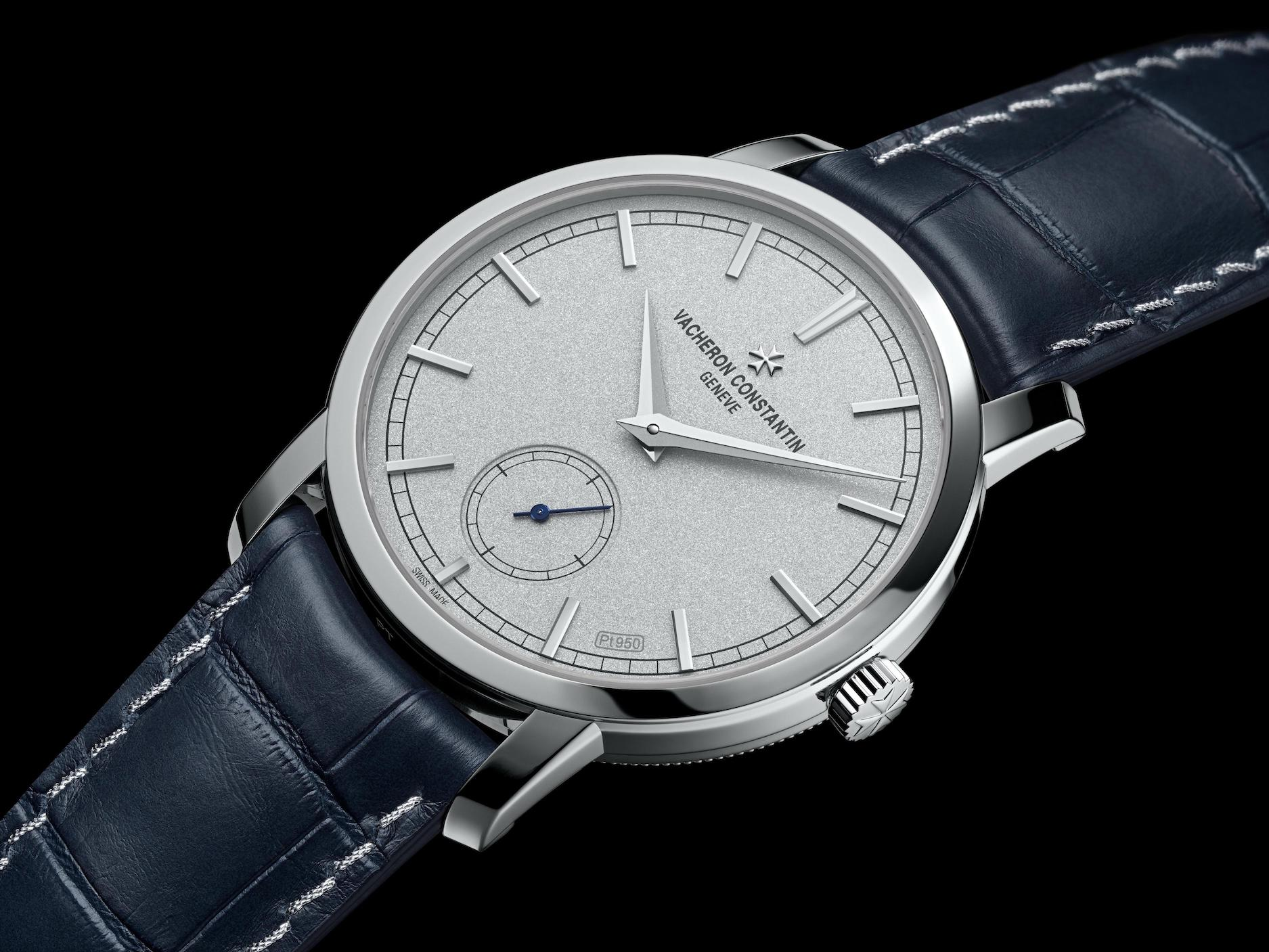 Traditionnelle Manual-Winding Collection Excellence Platine CEP