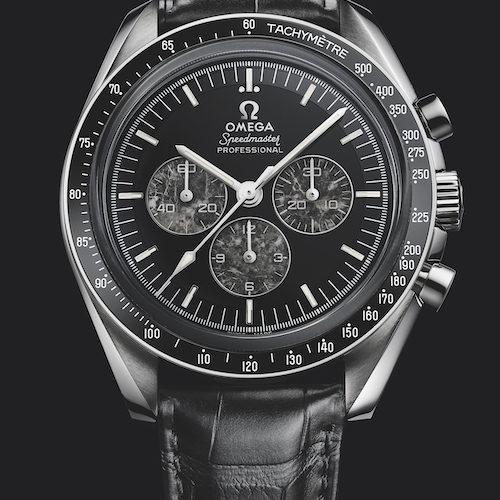 Die Speedmaster Moonwatch von Omega beherbergt das Kaliber 321.