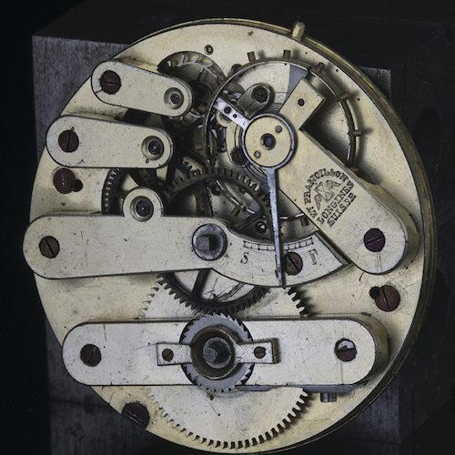Die älteste Longines-Uhr Deutschlandas ist mit dem Handaufzugkaliber AA4 ausgestattet.