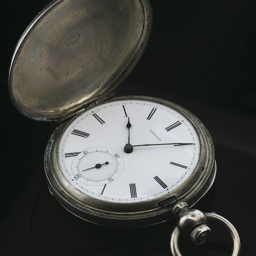 Die älteste Longines-Uhr aus Deutschlands ist die Nummer 3.166 aus dem Jahr 1869.