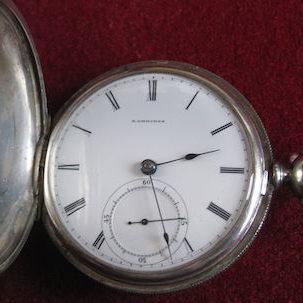 Deutschlands drittälteste Longines-Uhr ist nur drei Monate jünger als das Siegermodell.