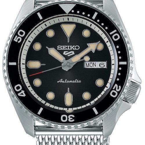 Die SRPD73K1 mit Milanaise-Armband gehört zur Suits-Style-Familie. 329 Euro