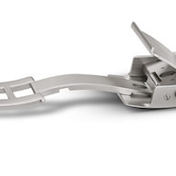 Die Duoflex-Faltschließe von Sinn Spezialuhren lässt sich um fünf Millimeter verstellen.