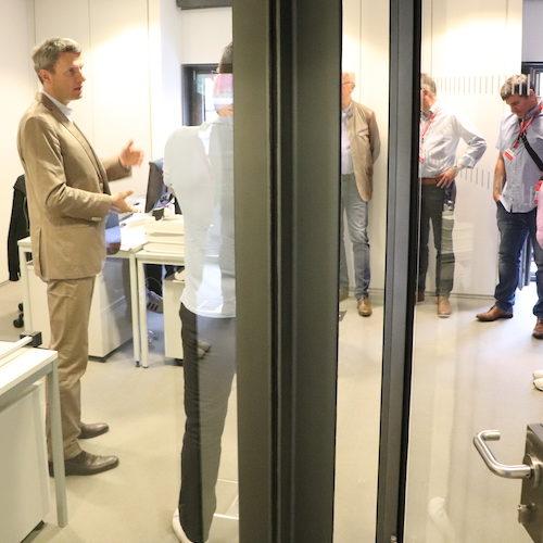 Alexande Philipp leitet Vertrieb und Manufaktur von Tutima in Glashütte.