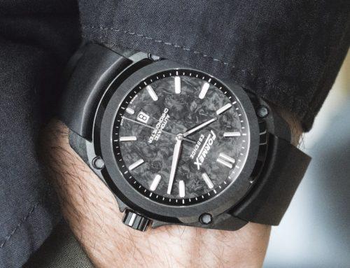 Formex: Essence Leggera Automatic Chronometer Forged Carbon COSC