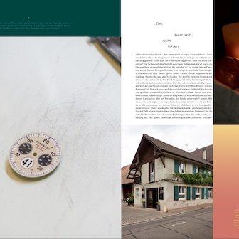 Meine Reportage über die Zeitmanufaktur Borgward im Magazin der Stuttgarter Zeitung.
