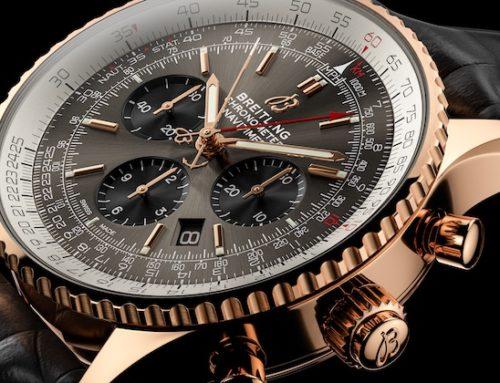Breitling: Navitimer B03 Chronograph Rattrapante 45