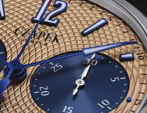 Czapek: Neue Chronographenversionen auf der Inhorgenta 2020