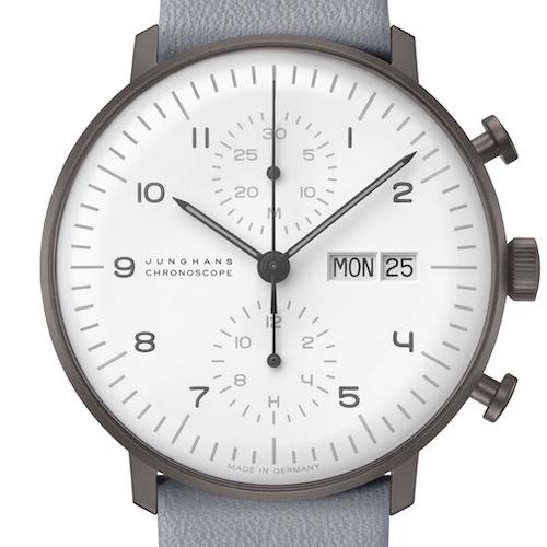 Der Chronograph besitzt einen Durchmesser von 40 Millimetern. 1.895 Euro