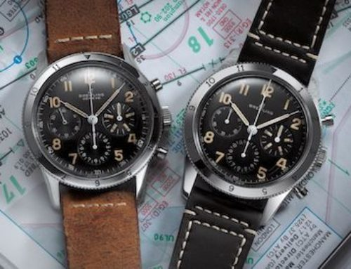 Breitling: AVI REF. 765 1953 Re-Edition »Co-Pilot«