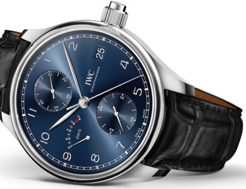 IWC: Portugieser Monopusher Edition »Laureus Sport for Good«