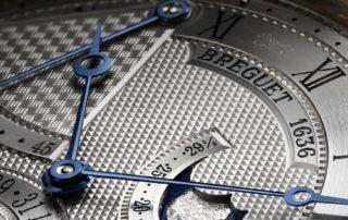 Breguet Classique 7137 Zifferblattdetail