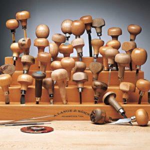 Werkzeuge für die Handgravur