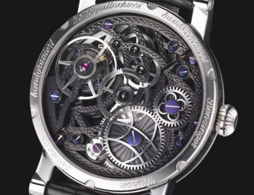 Uhren-Wissen: Skelettuhren