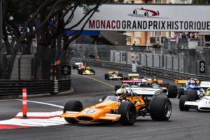 Über 200 Grand-Prix-Wagen nahmen 2018 an dem Oldtimer-Rennen teil.
