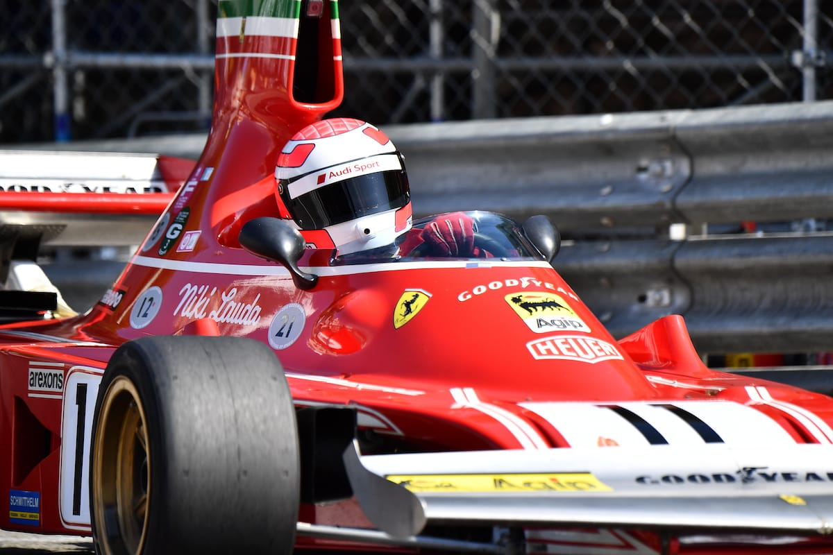 Grand Prix Historique de Monaco 2018