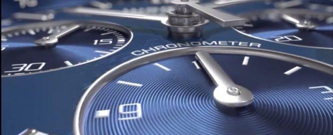 Wempe Glashütte Iron Walker Chronograph Chronometer
