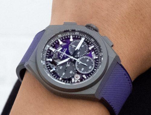 Zenith: Zenith Defy 21 Ultraviolet