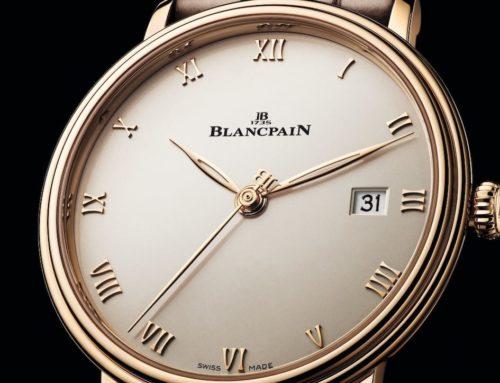 Blancpain: Blancpain Villeret Ultraplate