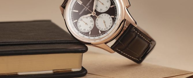 Frederique Constant Flyback Chronograph-Manufacture