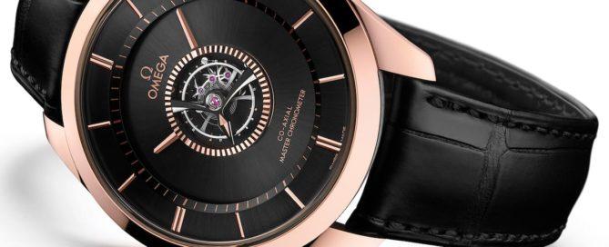 Omega DeVille-Tourbillon Master Chronometer