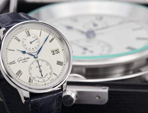 Glashütte Original: Limitierter Senator Chronometer
