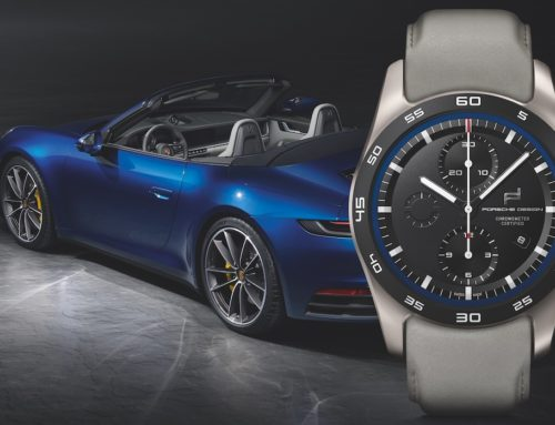 Porsche Design: Custom Built Timepieces